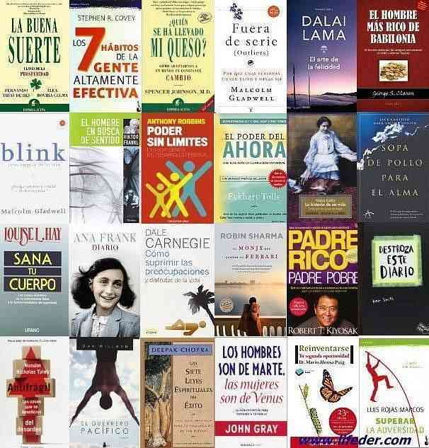 The 57 Best Self Help Books and Personal Development